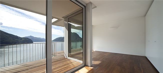 large patio doors