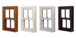 sliding sash windows colours