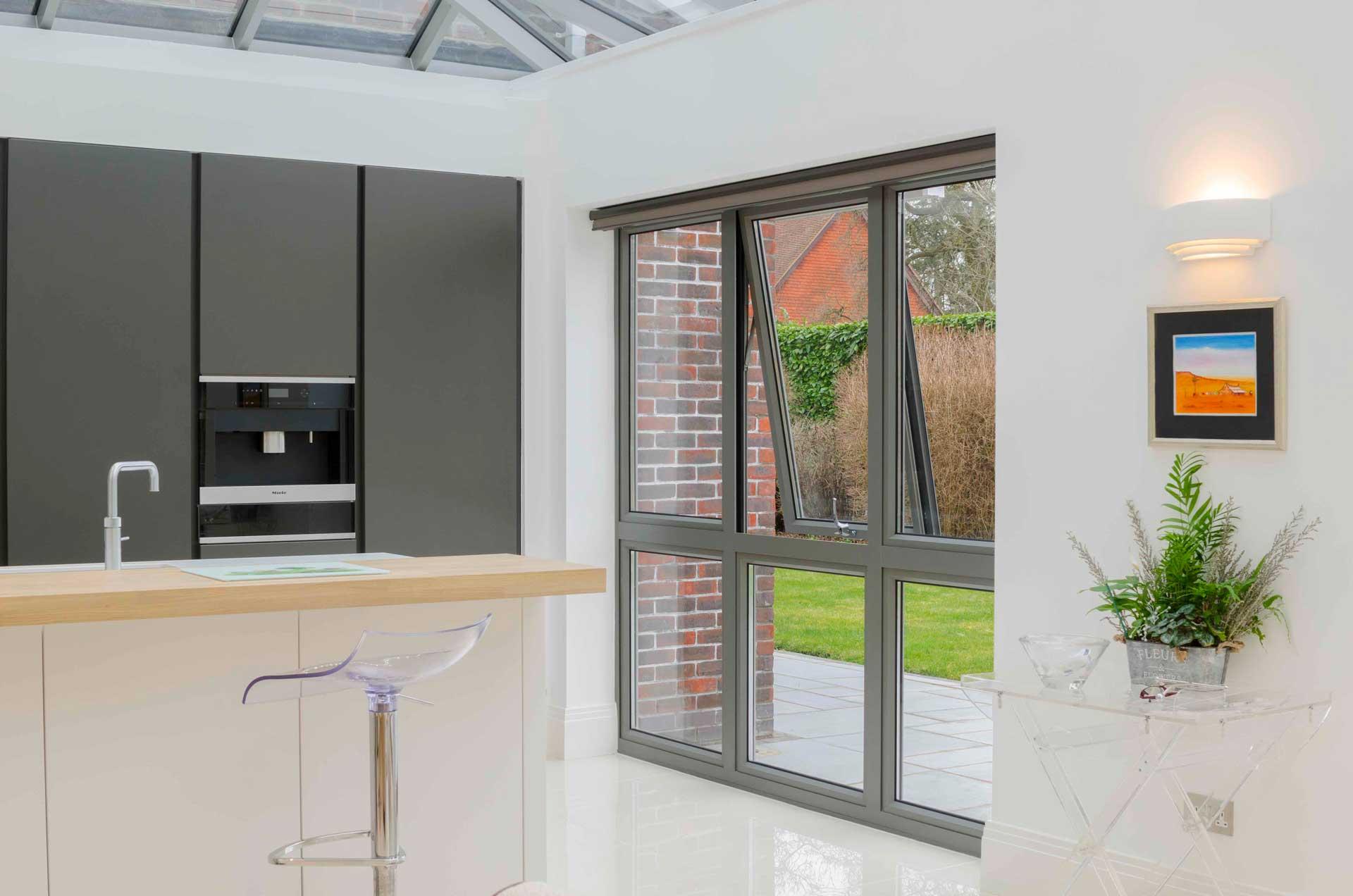 Aluminium Windows Origin Aylesbury
